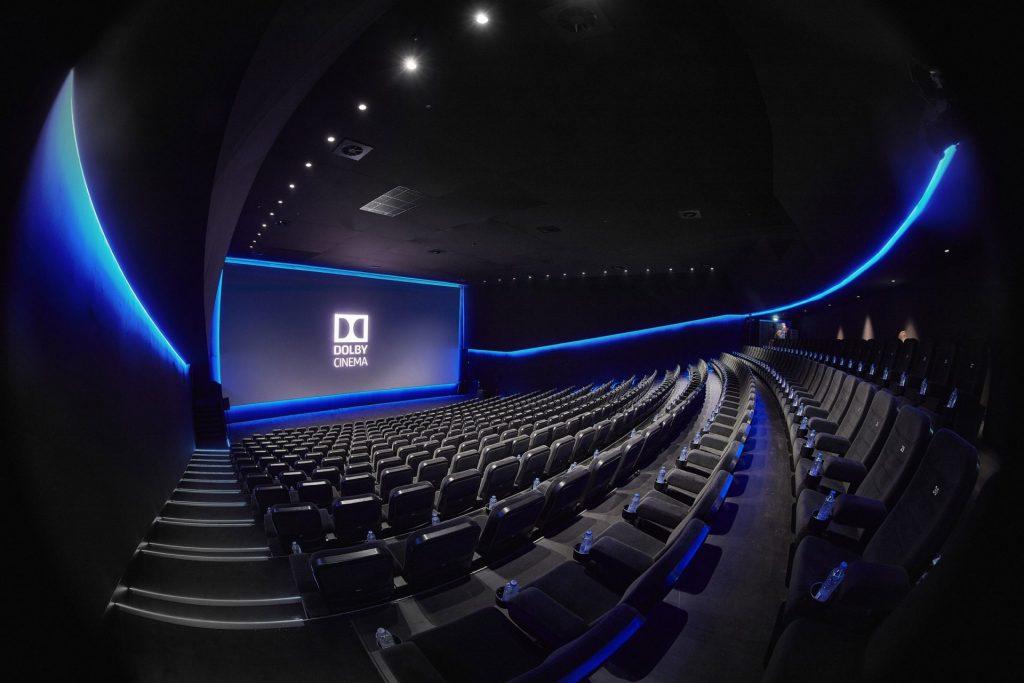 Dolby Cinema Zaal