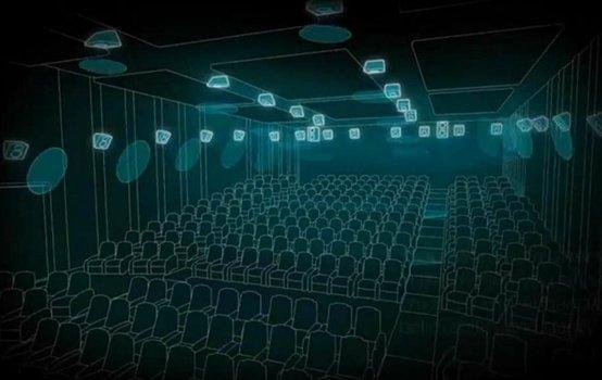 Dolby Cinema Geluid